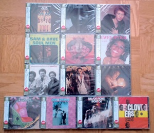 ATLANTIC R&B BEST COLLECTION 1000 第4弾